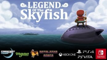 Legend of the Skyfish llega el 30 de agosto a Nintendo Switch