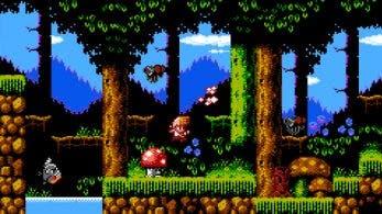 4MHz está desarrollando el título de acción y aventura Malasombra para NES