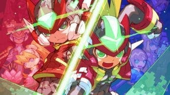 Capcom TV juega en directo a Mega Man Zero/ZX Legacy Collection