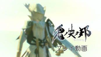 Square Enix comparte nuevos gameplays oficiales de Oninaki
