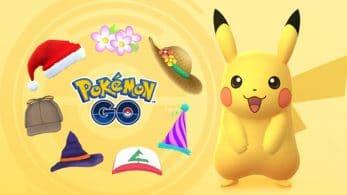 Pikachu aparecerá en el Pokémon GO Fest de Yokohama usando un sombrero diferente cada día