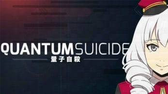 Nuevos juegos anunciados para Switch: Quantum Suicide, ALTER EGO S, Attack of the Toy Tanks!, Rising Dusk, Concept Destruction y Echo Reborn