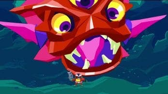 Anunciado Sea King Hunter para Nintendo Switch