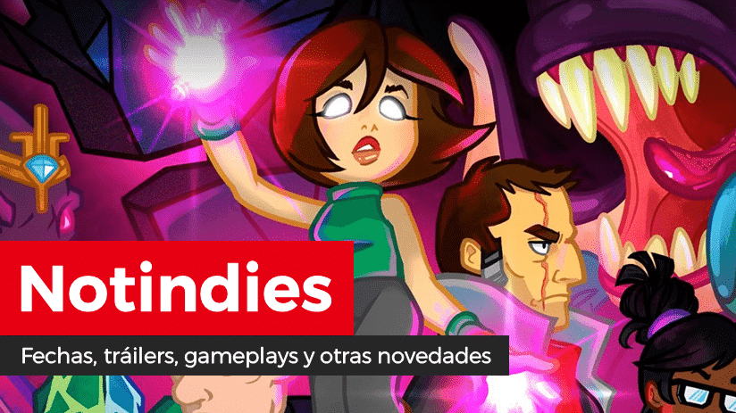 Novedades indies: Deathstate: Abyssal Edition, Newt One, Eight-Minute Empire, Kingdom: Two Crowns, RAD, Veewo Games, Zombieland Double Tap, Masou no Viator, Remothered: Tormented Fathers, Hookbots y más