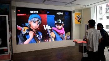 Así fue la final del torneo de Super Smash Bros. Ultimate en Nintendo NY
