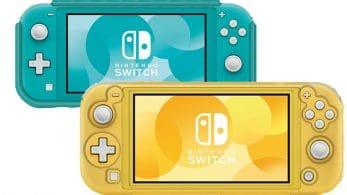 Hori revela su nueva línea de accesorios para Nintendo Switch Lite