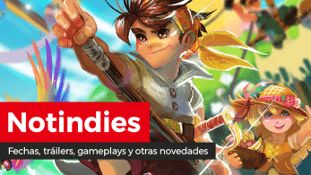 Novedades indies: Creature in the Well, Dusk Diver, Lucah: Born of a Dream, Stranded Sails: Explorers of the Cursed Islands, Gravity Duck, Ion Fury y Rogue Singularity