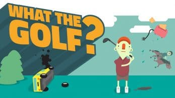 What the Golf? queda confirmado para Nintendo Switch