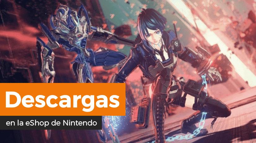 Novedades y ofertas de la semana en la eShop de Nintendo (29/8/19)