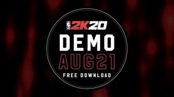 [Act.] La demo y la precarga de NBA 2K20 ya están disponibles en la eShop de Nintendo Switch