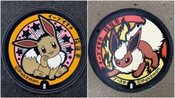 Hay alcantarillas de Pokémon en Japón y son simplemente geniales