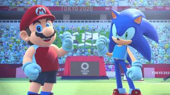 Mario & Sonic en los Juegos Olímpicos de Tokio 2020 estrena un nuevo tráiler japonés en la Gamescom 2019