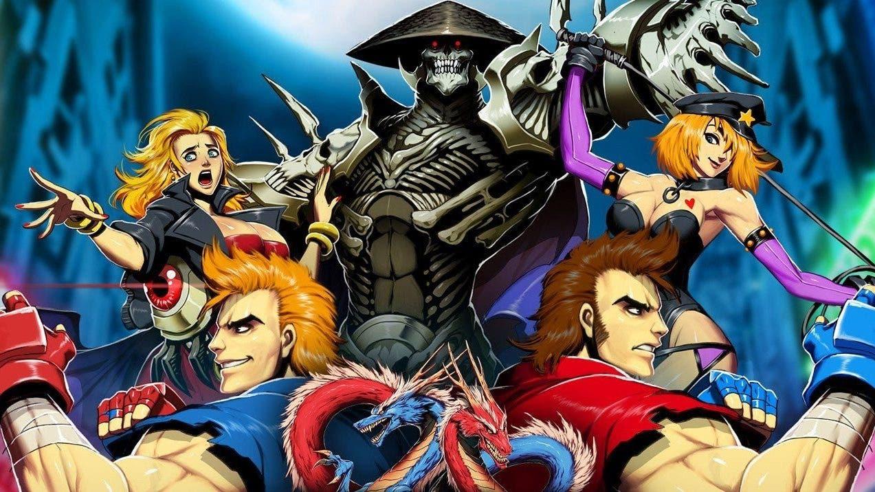 WayForward está interesada en lanzar un port de Double Dragon Neon en Switch, pero depende de Majesco Entertainment y Arc System Works