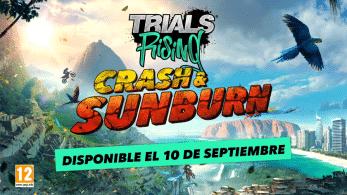 Crash & Sunburn, la segunda expansión de Trials Rising, se lanza el 10 de septiembre