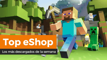 Minecraft destrona a Animal Crossing: New Horizons en el top de los más descargados de la semana en la eShop de Nintendo Switch (18/7/20)
