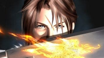 Play Asia parece confirmar la versión física de Final Fantasy VIII Remastered para Switch