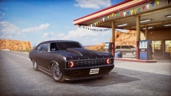 Las carreras callejeras llegan a Nintendo Switch el 22 de octubre con Street Outlaws: The List