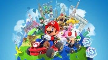 Ya está disponible una beta multijugador para los suscriptores del pase dorado de Mario Kart Tour