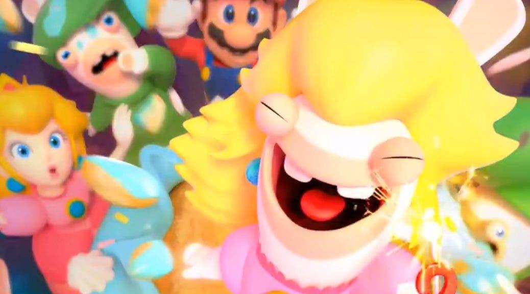 Mario + Rabbids: Kingdom Battle celebra su segundo aniversario
