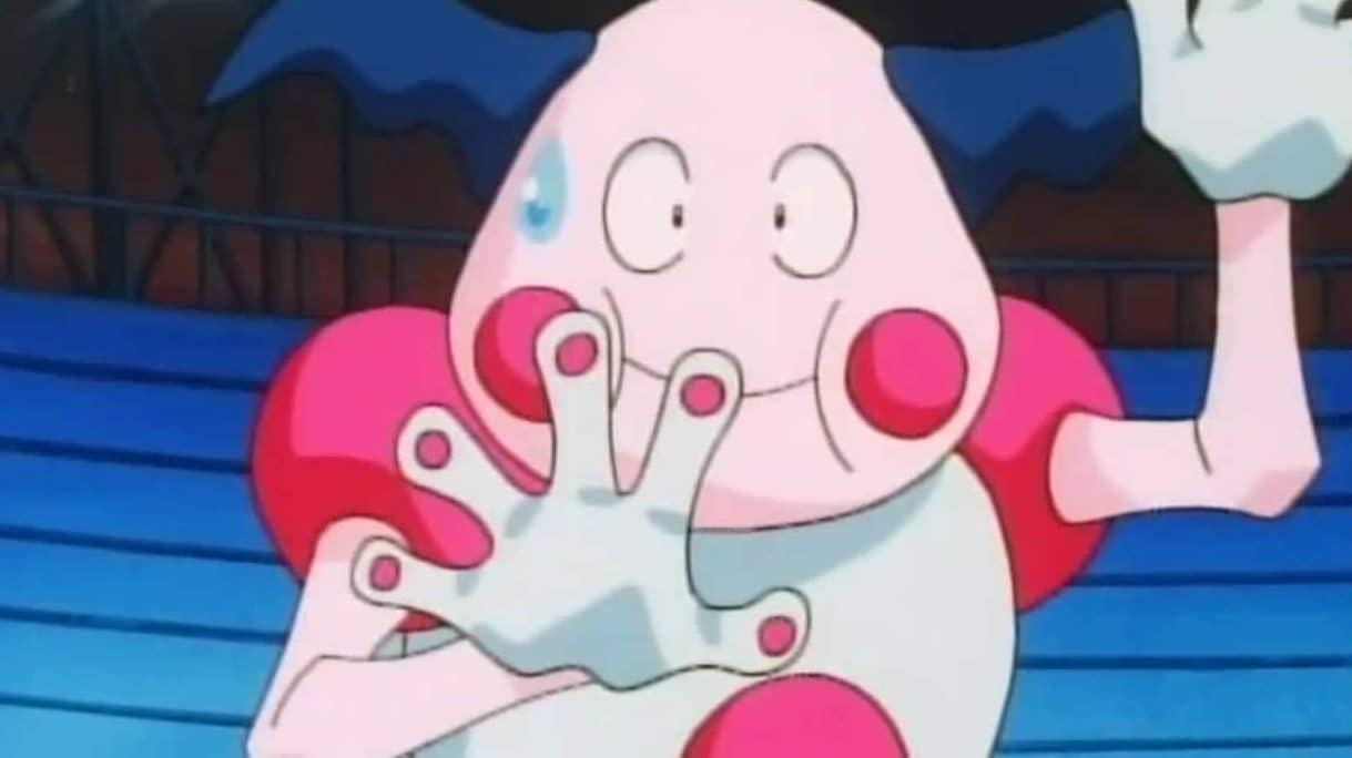 Game Freak añadió un quinto dedo a Mr. Mime después de que padres acusasen al Pokémon de estar relacionado con Yakuza