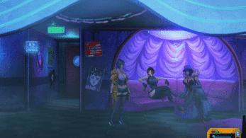 El juego de terror Sense: A Cyberpunk Ghost Story llegará a Nintendo Switch en 2020
