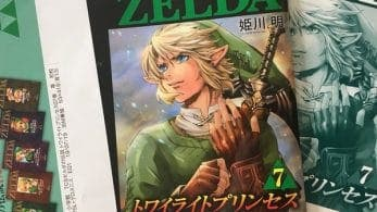 El séptimo tomo del manga de The Legend of Zelda: Twilight Princess aterriza en Japón este 28 de agosto