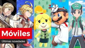 Novedades para móviles en Fire Emblem Heroes, Dragalia Lost, Animal Crossing: Pocket Camp, Dr. Mario World y Pokémon Masters