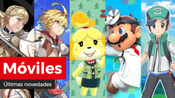 [Act.] Novedades para móviles: El castillo encantado y más en Fire Emblem Heroes, billetes hoja y más en Animal Crossing: Pocket Camp, Stirring Shadows y más en Dragalia Lost, doctores y más en Dr. Mario World y eventos de Catleya y más en Pokémon Masters