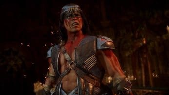 [Act.] Ya puedes ver el tráiler de Nightwolf en Mortal Kombat 11