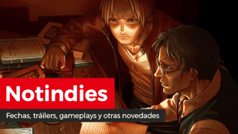 Novedades indies: Coffee Talk, FUZE4, Kaleidoscope of Phantom Prison, Raging Loop, Tower of Babel, River City Girls, Ion Fury, Mable and the Wood, Rad, Skyhill: Black Mist, Edna & Harvey: Harvey's New Eyes y más