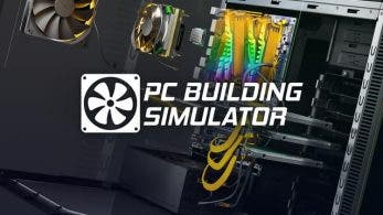 Construye tu propio ordenador con PC Building Simulator, disponible próximamente en Nintendo Switch
