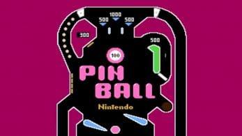 [Act.] Pinball llega este viernes a Nintendo Switch como título de Arcade Archives
