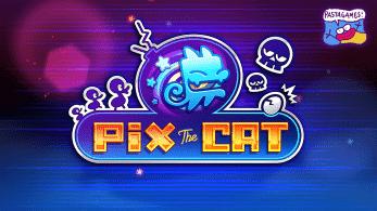 Pix the Cat llegará a Nintendo Switch: disponible el 8 de agosto