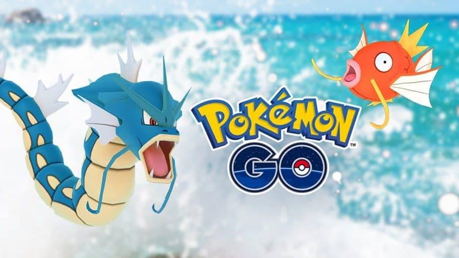 Conoce todas las bonificaciones del Festival Acuático, pronto disponible en Pokémon GO