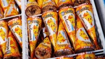 Nestlé comienza a vender un helado de Pikachu en Malasia
