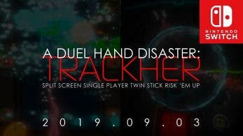 A Duel Hand Disaster: Trackher llegará el 3 de septiembre a la eShop europea de Nintendo Switch