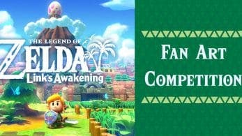 Nintendo UK organiza un concurso de fan-arts de The Legend of Zelda: Link's Awakening