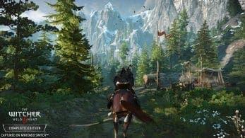 The Witcher 3: Wild Hunt Complete Edition para Nintendo Switch es calificado como «M» por la ESRB