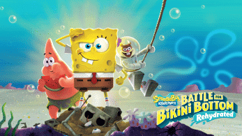 Nintendo lista SpongeBob SquarePants: Battle for Bikini Bottom – Rehydrated para el 22 de mayo