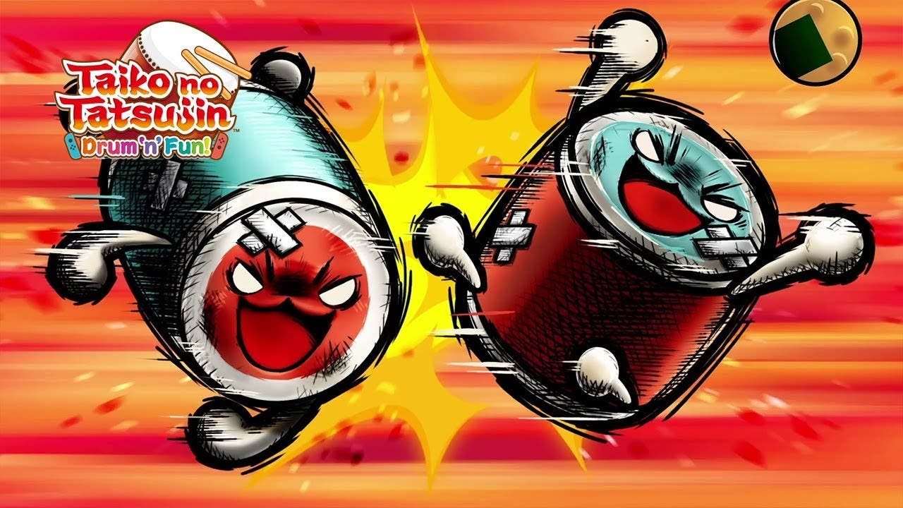 Conoce el modo DonKatsu Fight, ya disponible en Taiko no Tatsujin: Drum 'n' Fun