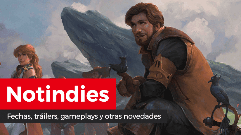 Novedades indies: Never Give Up, Team17, Fell Seal: Arbiter's Mark y Gravity Duck