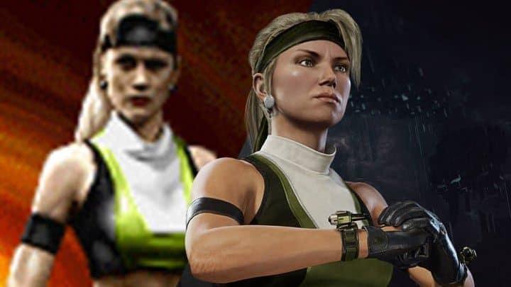 Una nueva skin de Sonya Blade será lanzada mañana en Mortal Kombat 11