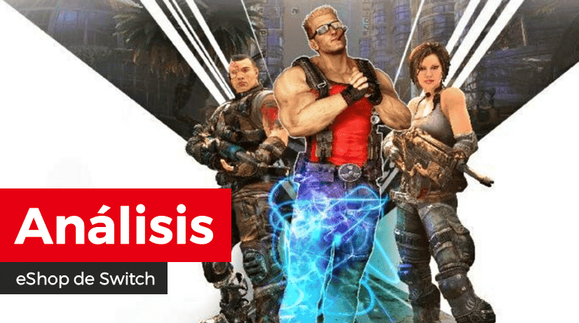 [Análisis] Bulletstorm: Duke of Switch Edition para Nintendo Switch