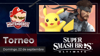 Torneo Super Smash Bros. Ultimate | ¡Primer torneo por parejas!