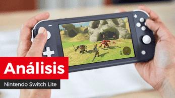 [Análisis] Todo lo que necesitas saber sobre Nintendo Switch Lite