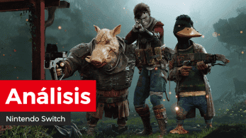 [Análisis] Mutant Year Zero: Road to Eden – Deluxe Edition para Nintendo Switch