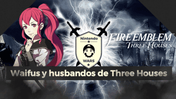 ¡Arranca Nintendo Wars: Waifus y husbandos de Fire Emblem: Three Houses!