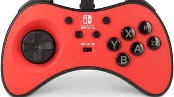 Power A anuncia el mando Fusion Wired Fightpad para Switch