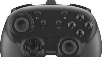CyberGadget lanzará a finales de octubre, en Japón, una revisión de su Gyro Controller para Nintendo Switch más pequeña