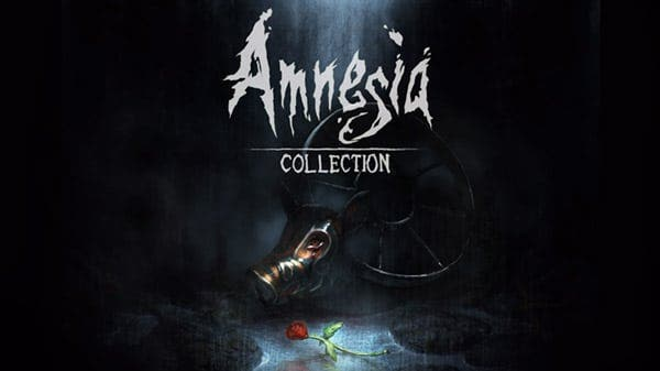 Amnesia: Collection ya está disponible en Nintendo Switch